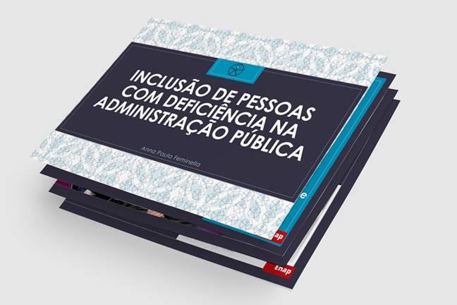imagem sobre inclusão de pessoas com deficiência na administração pública.