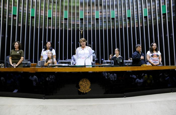 Sessão solene no Plenário da Câmara comemorou o Dia Internacional da Síndrome de Down